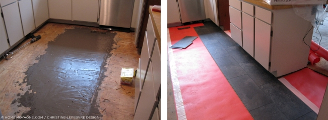 HomeMoyaone_kitchenfloorleveling1